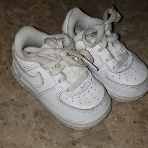 Nike Air Force 1 Baby size 4c